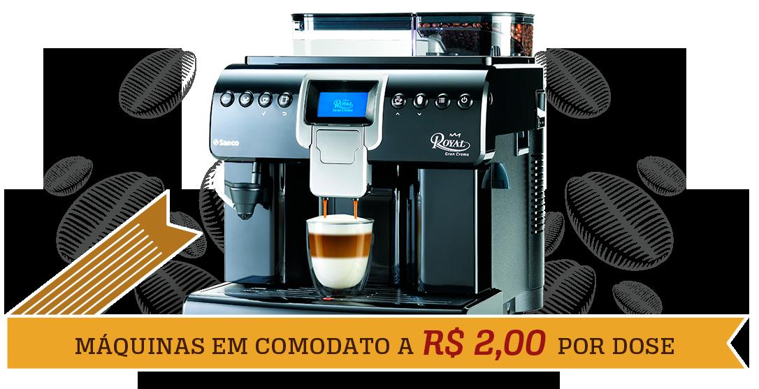 maquina café comodato